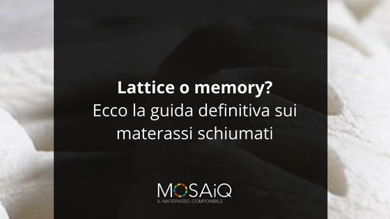 Lattice o memory